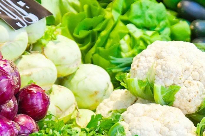 आधे हुए सब्जियों के दाम